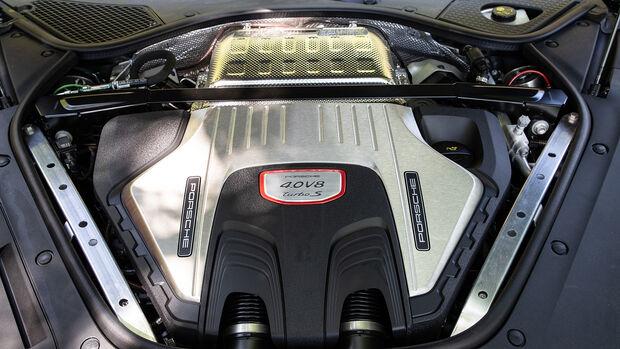 Porsche Panamera (Facelift 2020)