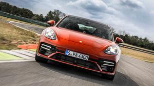 Porsche Panamera Facelift 2020