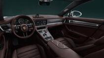 Porsche Panamera Facelift, Turbos S E-Hybrid