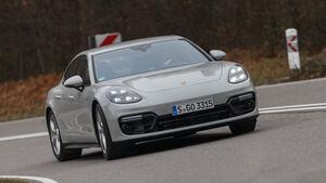 Porsche Panamera GTS, Exterieur