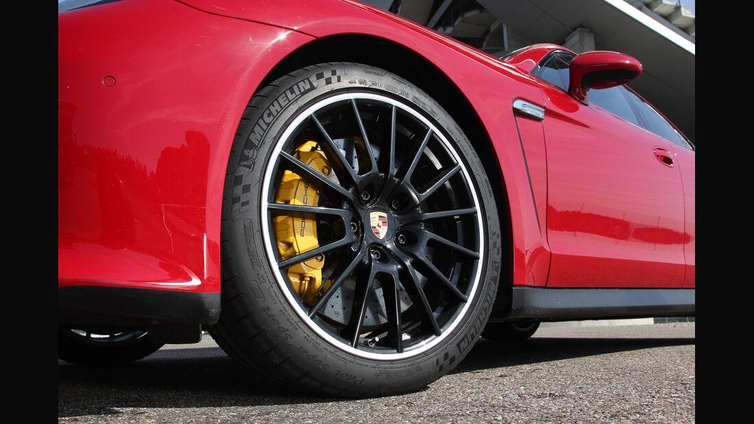 Porsche Panamera GTS, Rad, Felge
