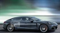 Porsche Panamera LWB
