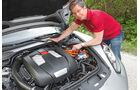 Porsche Panamera, Motor