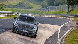 Porsche Panamera Nürburgring-Rekord 2020