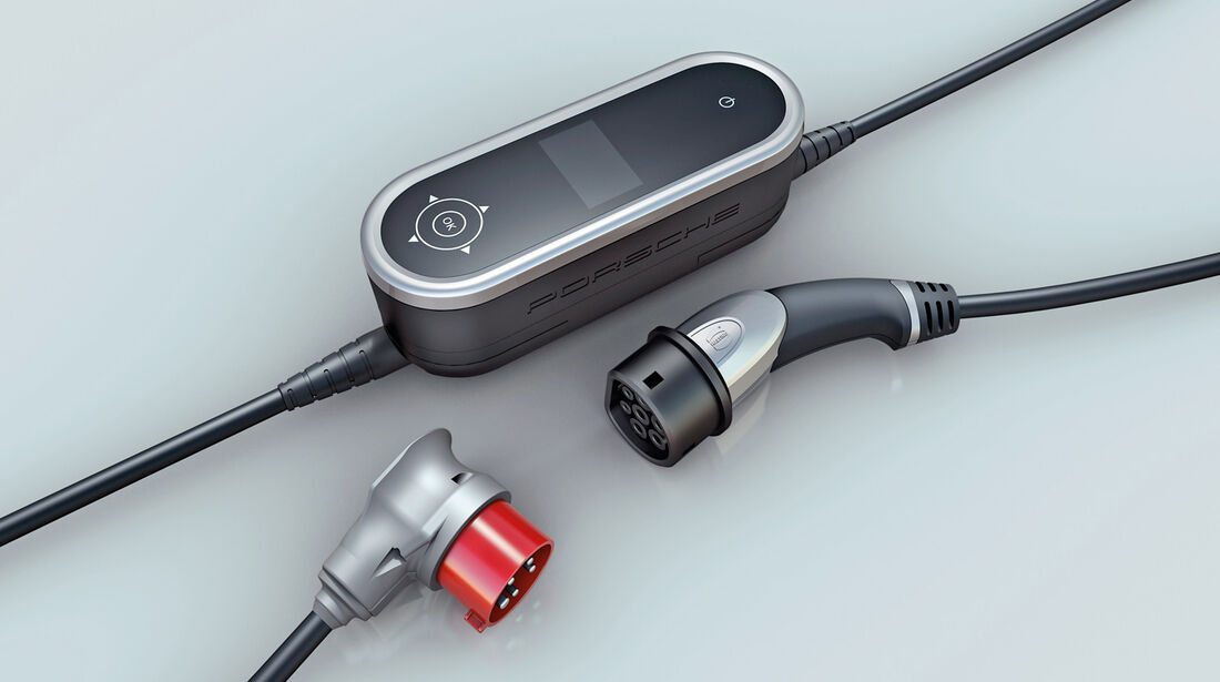 Porsche Panamera Plug-in-Hybrid, Kabel