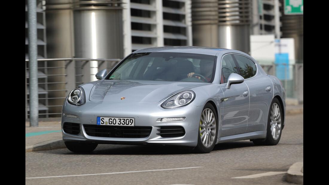 Porsche Panamera S E-Hybrid,  Frontansicht