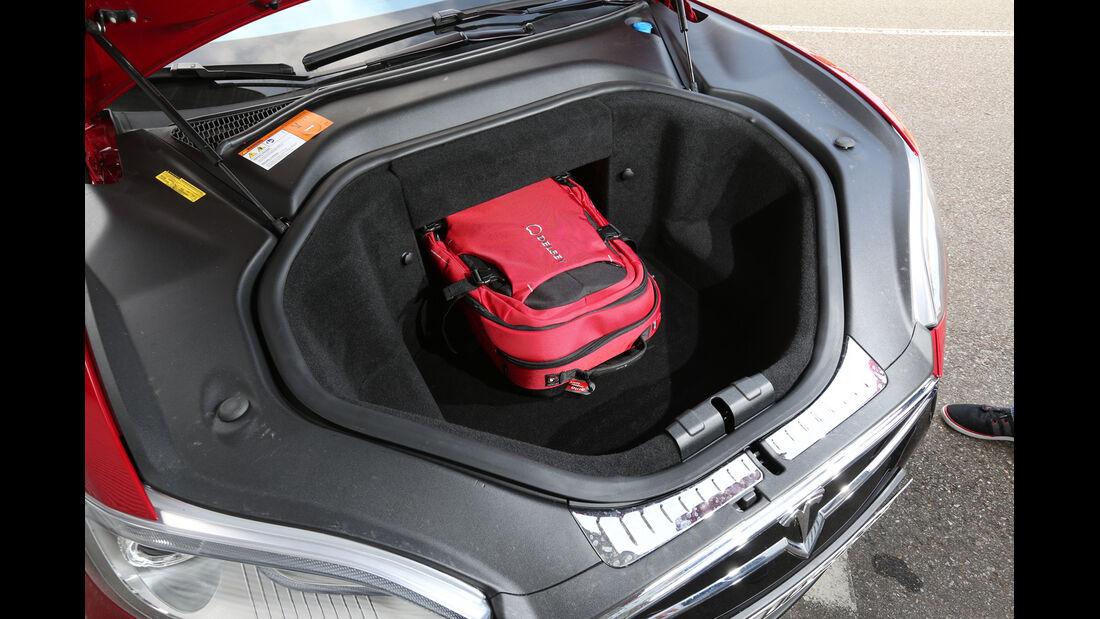 Porsche Panamera S E-Hybrid, Kofferraum