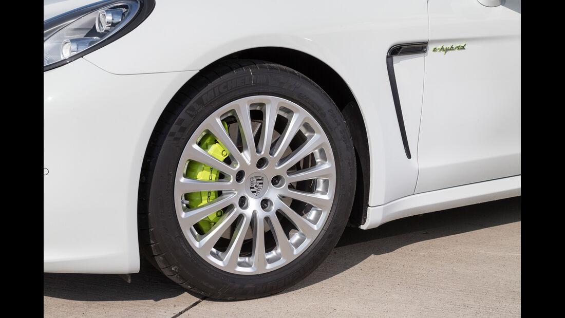 Porsche Panamera S E-Hybrid, Rad, Felge, Bremse