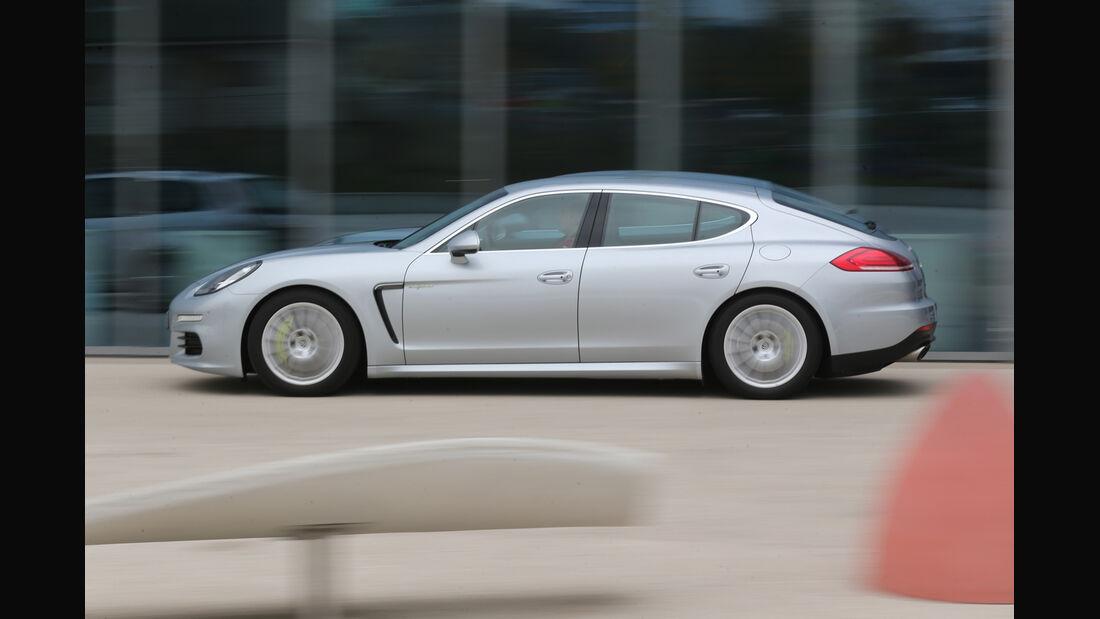 Porsche Panamera S E-Hybrid,  Seitenansicht