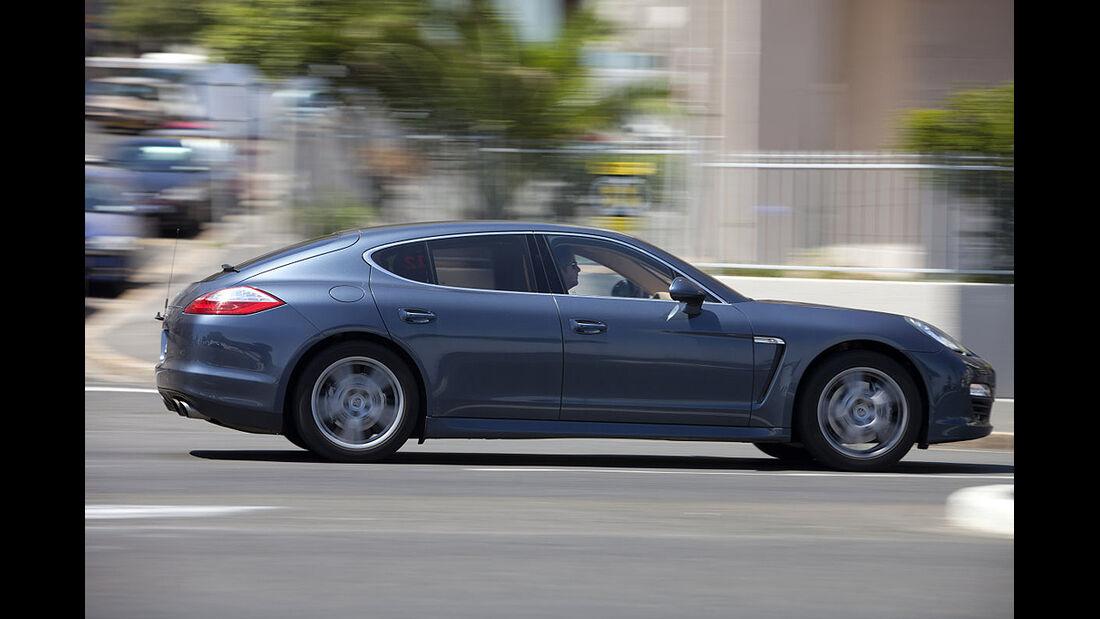 Porsche Panamera S Hybrid