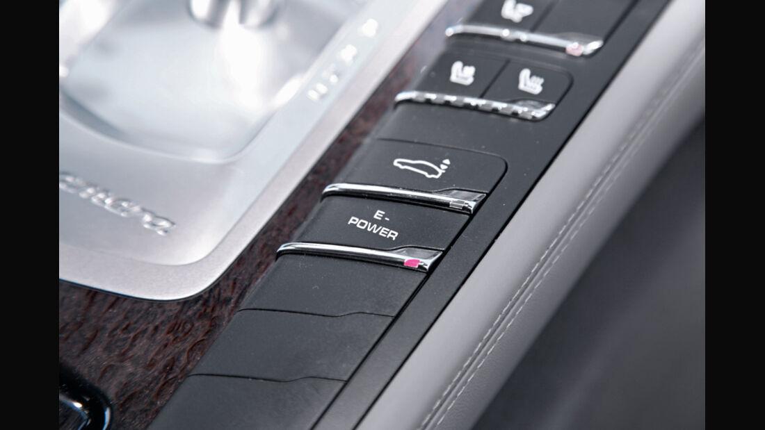 Porsche Panamera S Hybrid, E-Power Taste