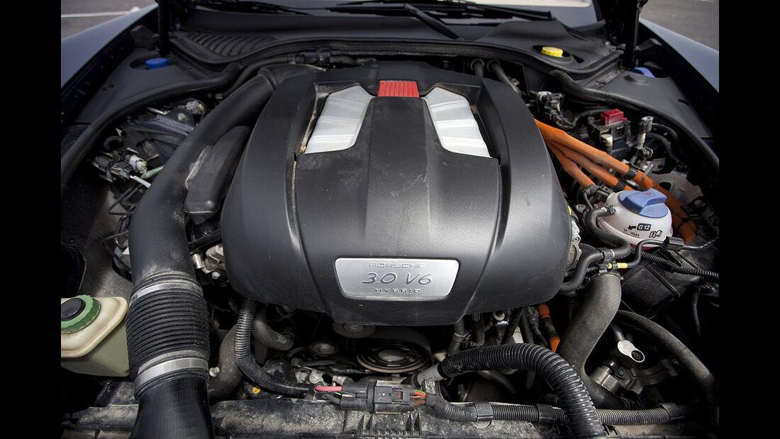 Porsche Panamera S Hybrid, Felge