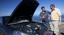 Porsche Panamera S Hybrid, Motor