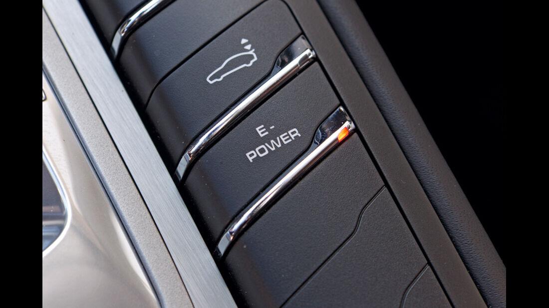 Porsche Panamera S Hybrid, Schalter, Power, Hybrid