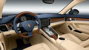 Porsche Panamera Sonderausstattung