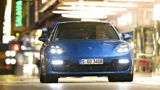 Porsche Panamera Sport Tourismo Turbo, Exterieur