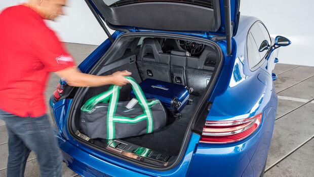 Porsche Panamera Sport Turismo 4 E-Hybrid - Sport-Kombi - Fahrbericht