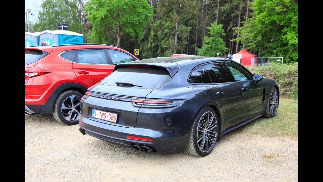 Porsche Panamera Sport Turismo - Fan-Autos - 24h-Rennen Nürburgring 2018 - Nordschleife