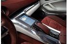 Porsche Panamera Sport Turismo, Innenraum