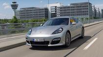 Porsche Panamera Tubo S, Frontansicht