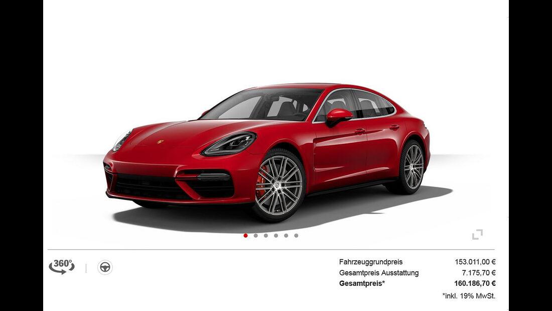 Porsche Panamera Turbo