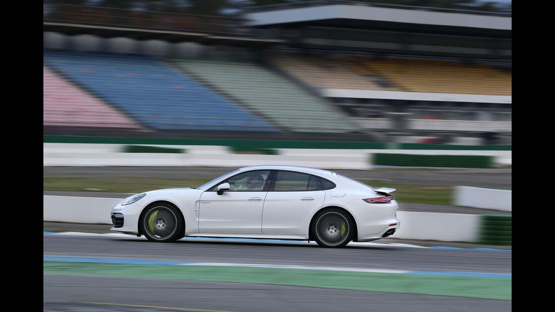 Porsche Panamera Turbo (2018)