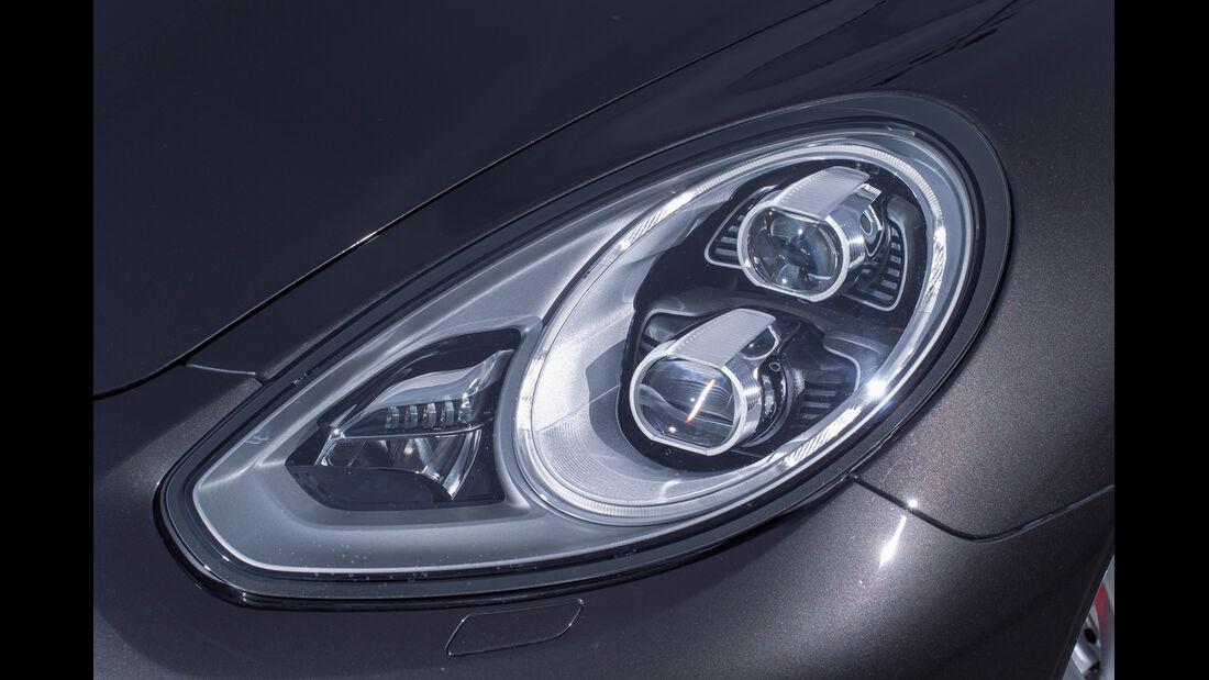 Porsche Panamera Turbo, Frontscheinwerfer