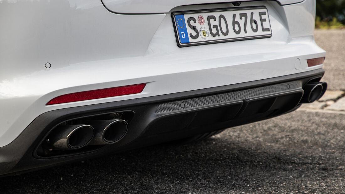 Porsche Panamera Turbo S E-Hybrid Facelift
