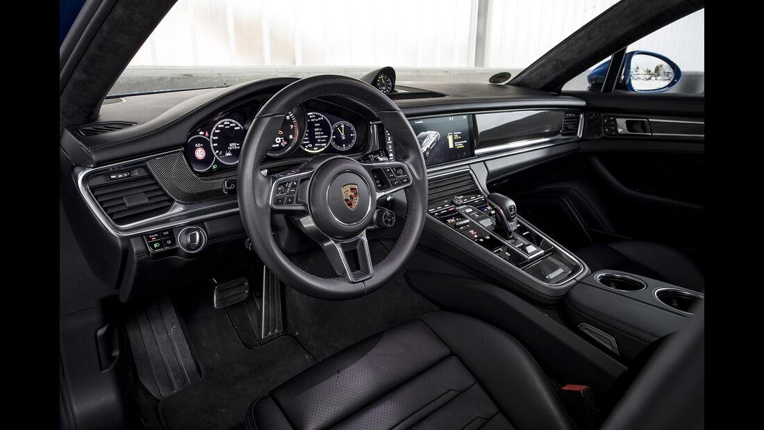 Porsche Panamera Turbo S E-Hybrid, Interieur