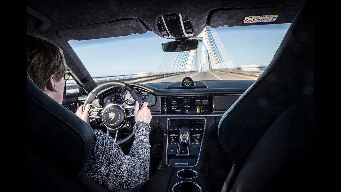 Porsche Panamera Turbo S E-Hybrid Sport Turismo, Interieur
