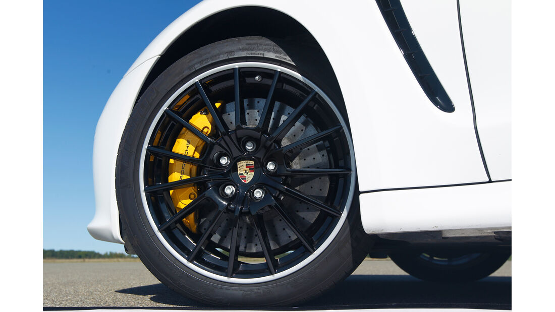 Porsche Panamera Turbo S, Felge