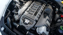 Porsche Panamera Turbo S, Motor