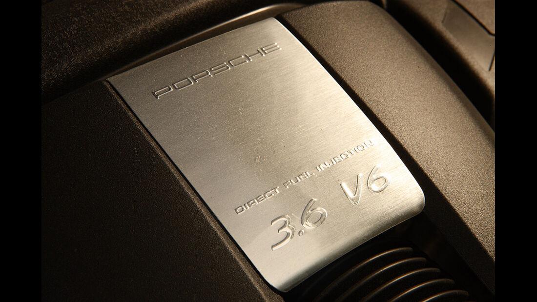 Porsche Panamera V6, Direkteinspritzer