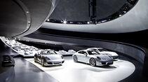 Porsche Pavillon in der VW-Autostadt