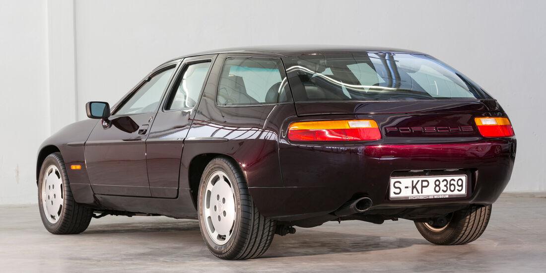 Porsche-Prototypen, Porsche 928 H50