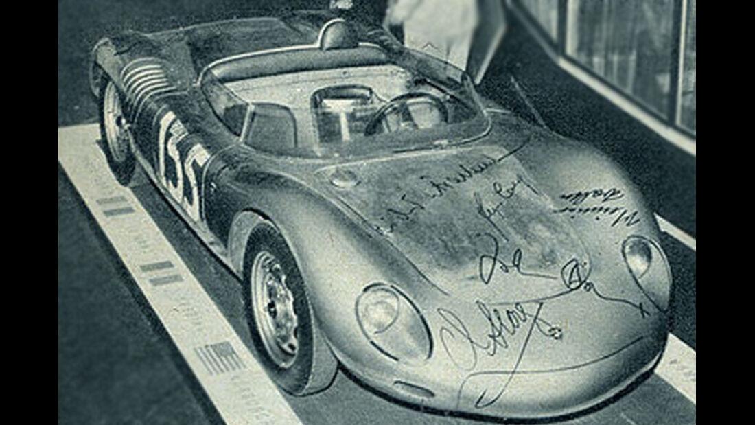 Porsche, RSK, IAA 1959