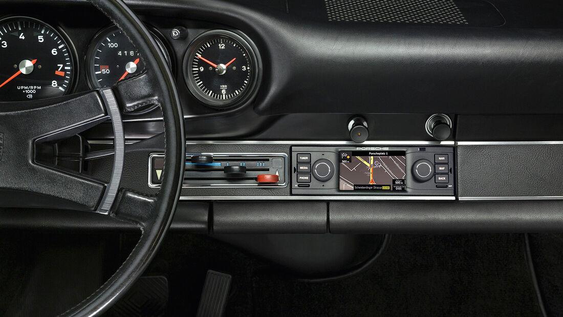 Porsche-Radio für Oldtimer