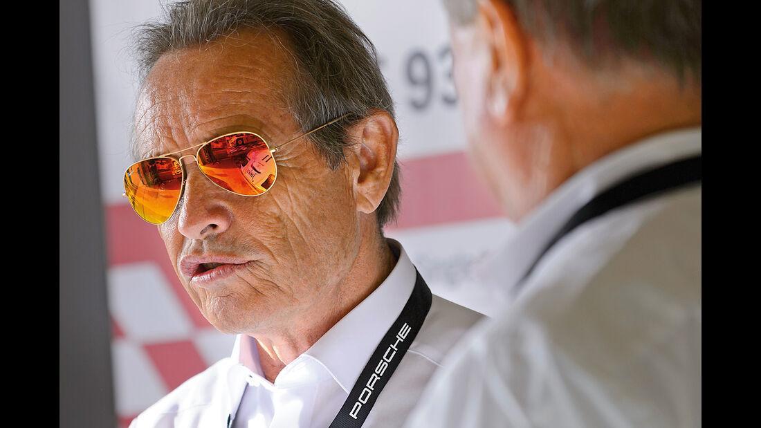 Porsche Rennsport Reunion, Jacky Ickx