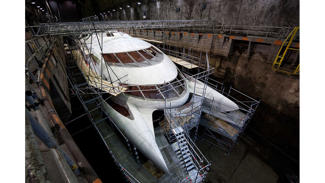 Porsche Royal Falcon Fleet RFF135, Yacht, Sportboot