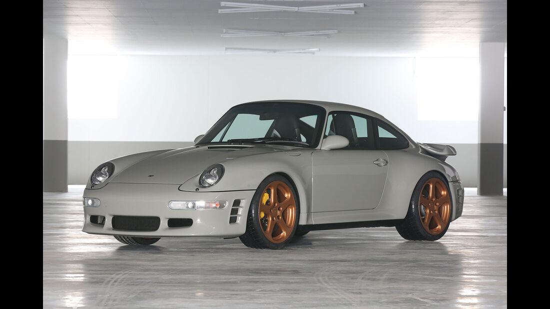 Porsche Ruf Turbo R Limited