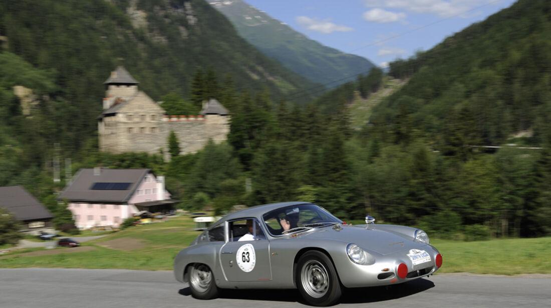 Porsche -  Silvretta Classic 2010