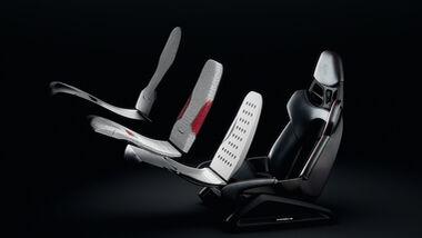 Porsche Sitze 3D-Druck