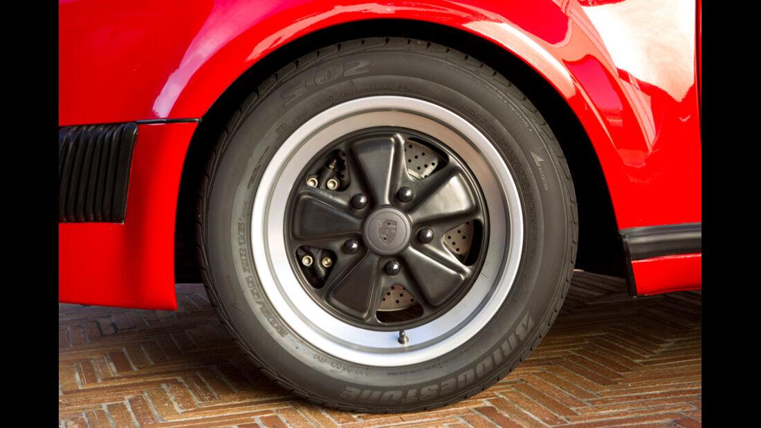 Porsche Speedster Felge