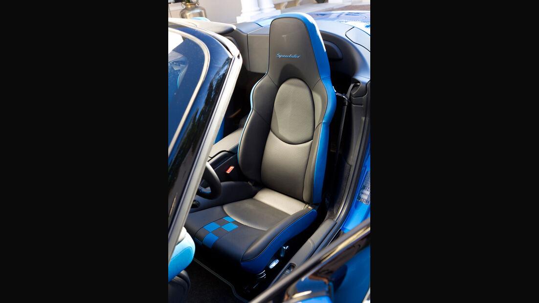 Porsche Speedster Sitz