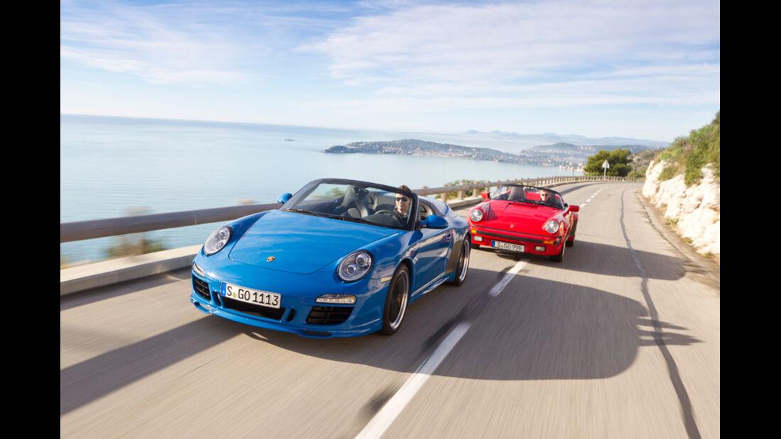 Porsche Speedster, Walter Röhrl