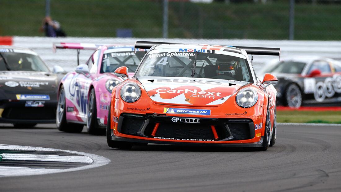 Porsche Supercup - GP England 2020