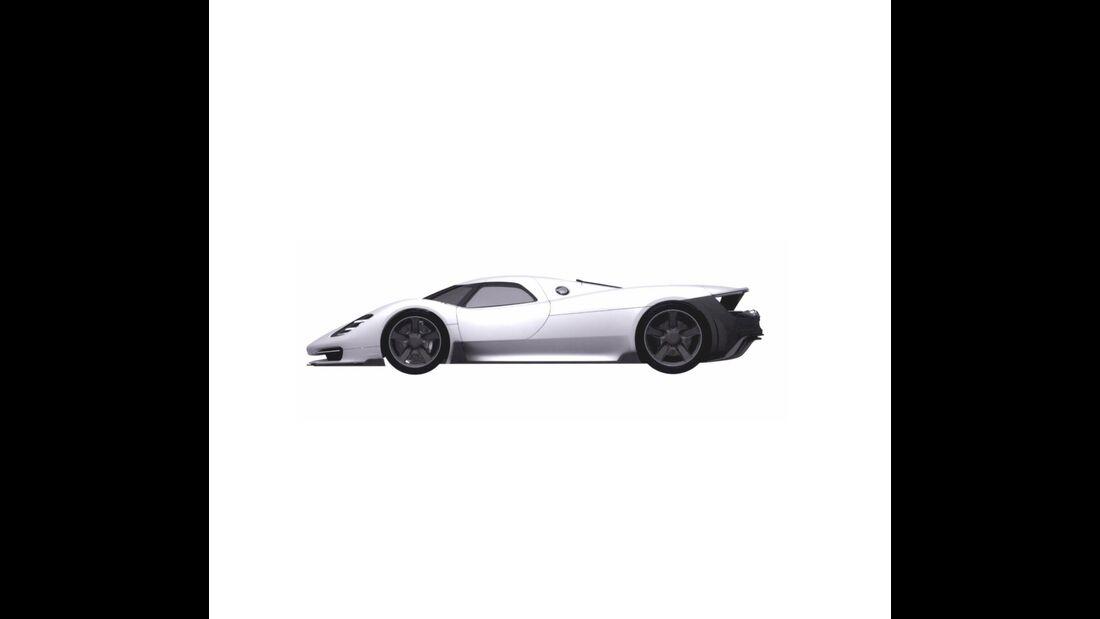 Porsche Supersportwagen