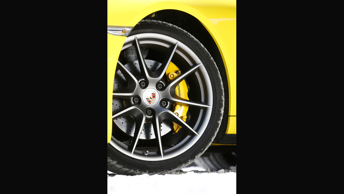 Porsche Targa 4S, Rad, Felge, Reifen, Bremse