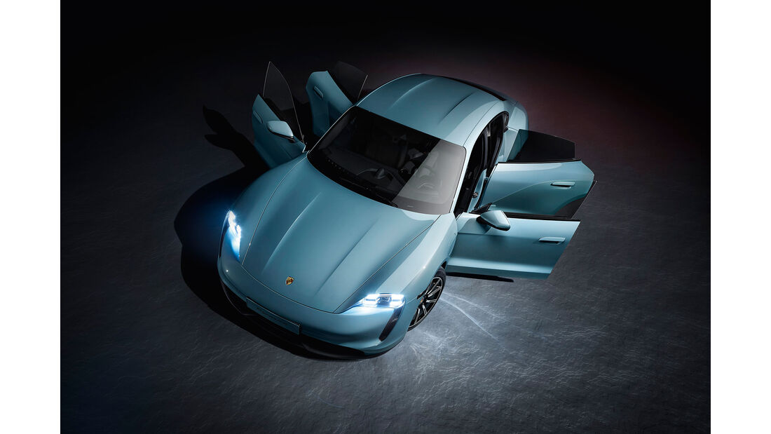Porsche Taycan 4S