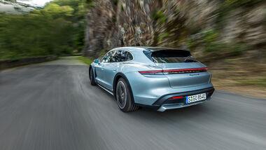 Porsche Taycan 4S Cross Turismo, Exterieur